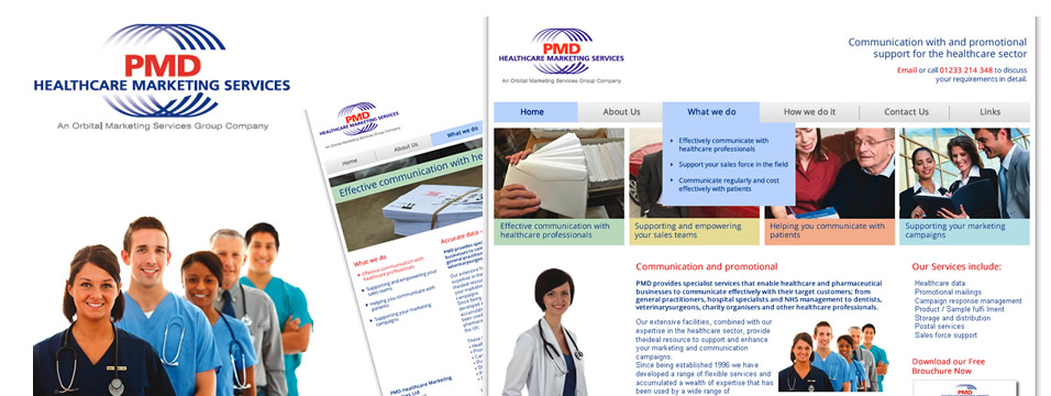 Healthcare Marketing Branding