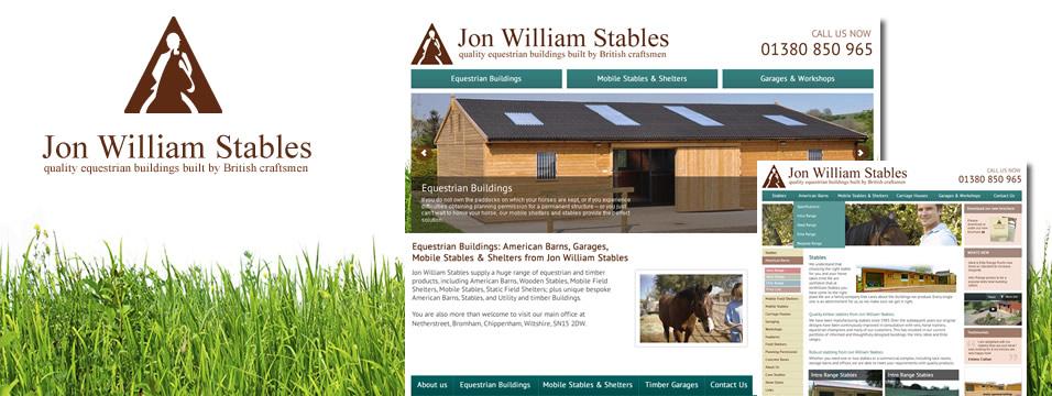 Equestrian Website Development